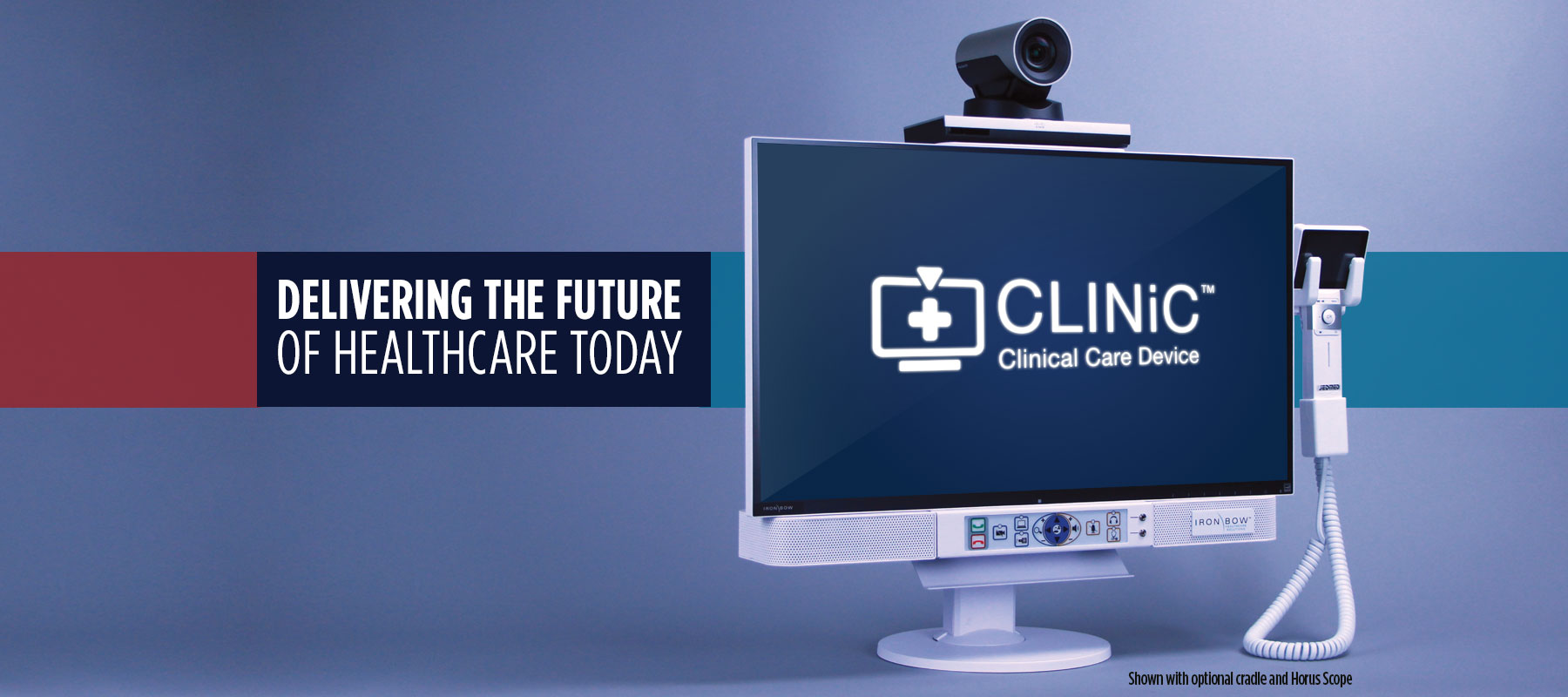 Delivering the future of healthcare today.